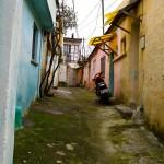Houses in Bergama.