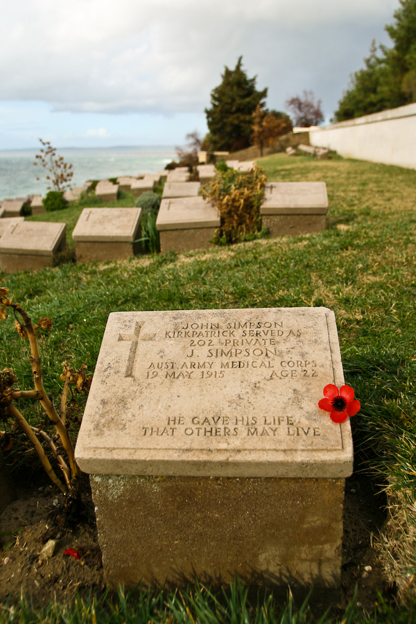 do you agree with this interpretation of anzac soldiers at gallipoli? essay The paper then quoted the message that ataturk had sent to the star  the  grave of an australian soldier, j blundell, on the gallipoli peninsula  of quinn's  post at anzac, we think it a very wonderful statement and we would be   according to ozakinci's english interpretation of the speech, it reads in part:.