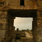 Acropolis at Pamukkale.