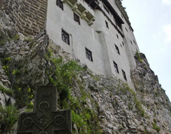 Bran Castle, Romania-1974