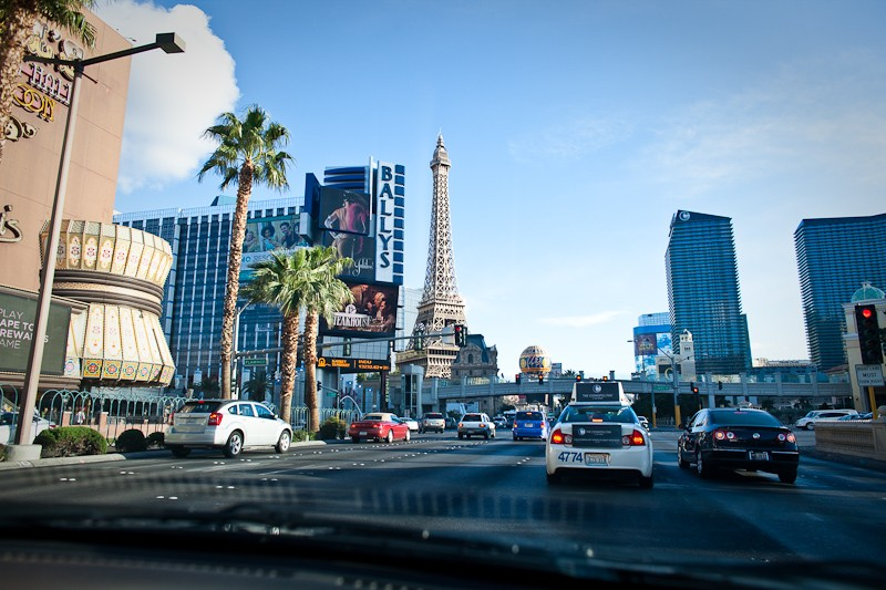 Viva Las Vegas. (photo by Laura)