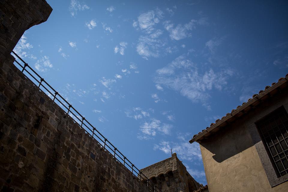 Bolsena Castle.