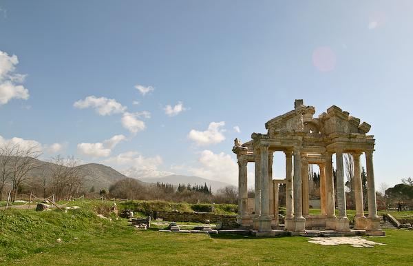 Ancient site of Afrodisias.