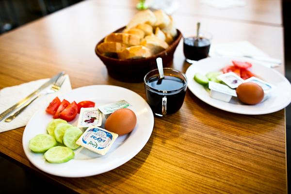 Typical Turkish Breakfast