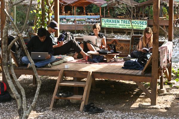 Tree House Hotel, Olympos, Turkey-8311