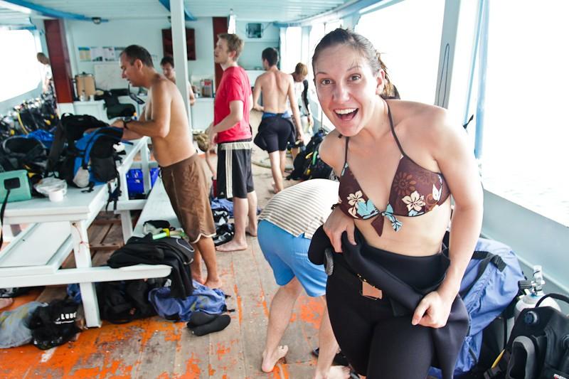 Scuba diving in Koh Tao, Thailand-2707