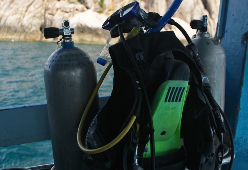 Scuba diving in Koh Tao, Thailand-2757