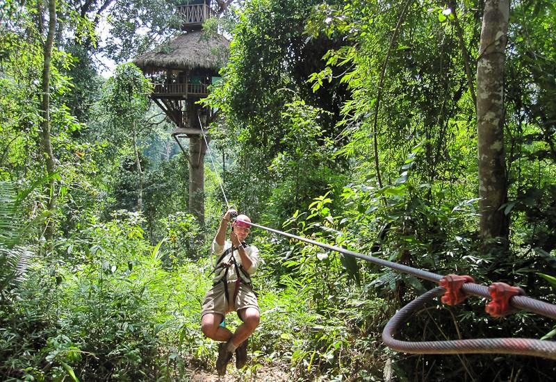 The Gibbon Experience, Laos-2