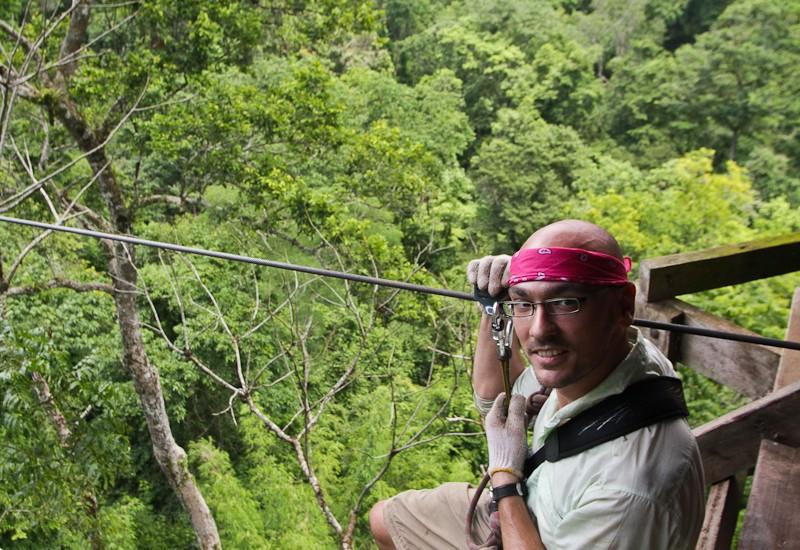 The Gibbon Experience, Laos-2997