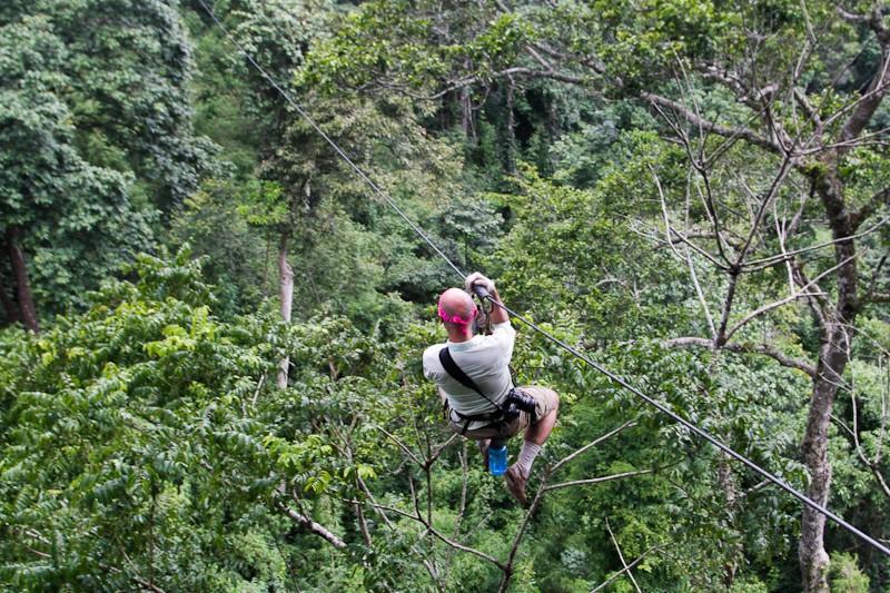 The Gibbon Experience, Laos-2999
