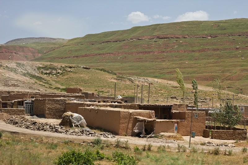 Bijar and area, Iran-2287