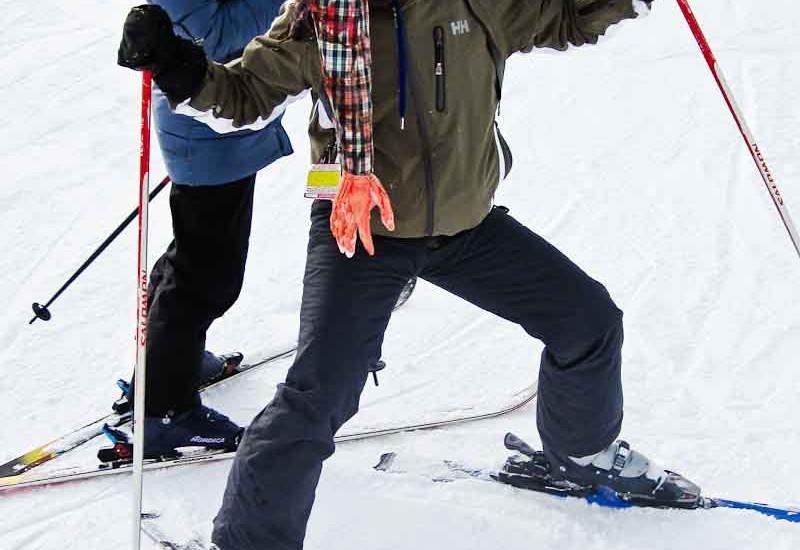 Powder King, Skiing-4274